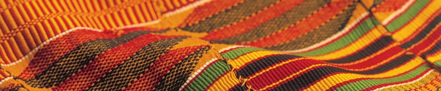 Kente Cloth logo