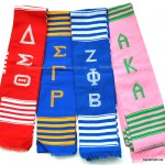 Sorority Kente Stoles