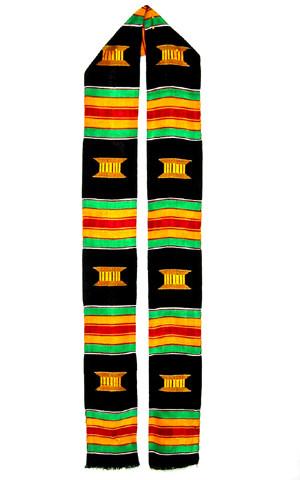 Kwanzaa Kente Cloth