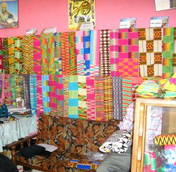Kente Cloth Designs and Meaning